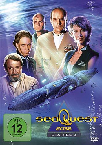 SeaQuest DSV - Die komplette 3. Staffel [4 DVDs]