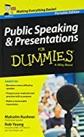 Public Speaking and Presentations for Dummies®