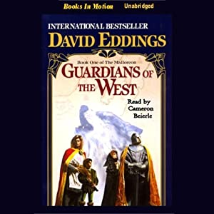 Guardians of the West: The Malloreon, Book 1 | [David Eddings]