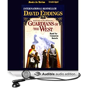 Guardians of the West: Malloreon, Book 1 (Unabridged)