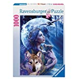 Ravensburger Puzzle - Goddess of the Wolves (1000 pieces)by Ravensburger
