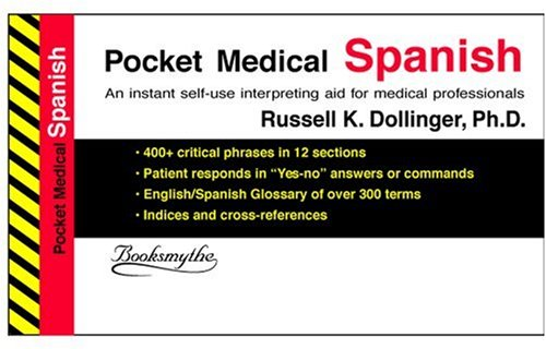 Pocket Medical Spanish (Pocket Medical) (Pocket Medical) (Pocket Medical)