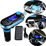 Fm Transmitter FusionTech® FM Transmitter Radio Adapter...