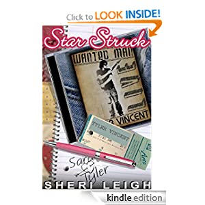 "<strong>Kids Corner at Kindle Nation Daily – 9th Grader Merritt D. Reviews <em>STAR STRUCK</em>, by Sheri Leigh: ""This book's triangulated relationship is very interesting and will keep you wondering though out the plot!""</strong>"