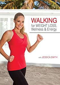 Walking for Weight Loss, Wellness & Energy DVD from In Wellness Systems LLC