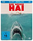 Der wei�e Hai (Limited Steelbook Edition) [Blu-ray]