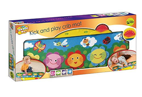 Ginzick-Precious-Happy-Dancing-Flower-Planet-Kick-and-Play-Piano-Baby-Crib-Mat
