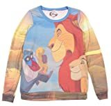 Hot Topic Women's Disney The Lion King Pullover Top
