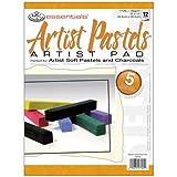 Royal Langnickel Artist Pastels Artist Pads Assorted Colour Tones