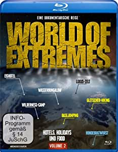 World of Extremes Vol. 2 [Blu-ray]