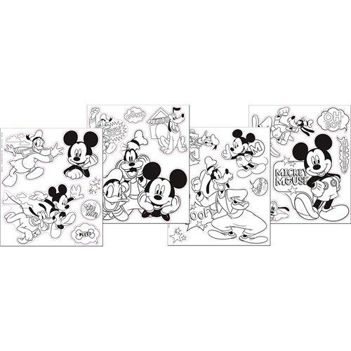 Mickey Mouse CYO Sticker