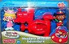Disney Little Einsteins Western Mission Figures Adventure Pack