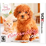 Nintendogs + Cats: Toy Poodle and New Friends (Nintendo 3DS)