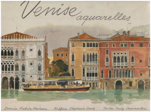 Venise : Aquarelles