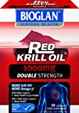 Bioglan 1000mg Red Krill Oil Double Strength
