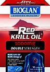 Bioglan 1000mg Red Krill Oil Double S...