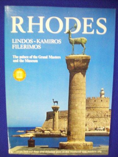 Rhodes - Lindos - Kamiros - Filerimos