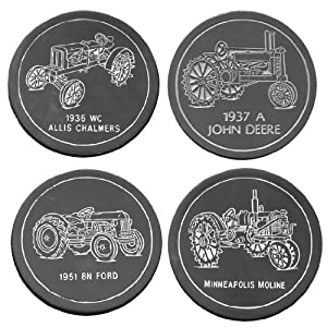 Tractor # 2 Molds