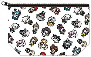 Super Dangan Ronpa 2 - Mono Monogram Multi Pouch [Character Icon]
