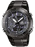 Casio Edifice Herren-Armbanduhr Analog / Digital Quarz EFA-131BK-1AVEF