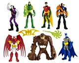 Batman Gotham City Showdown Figure 7-Pack