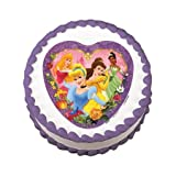 Lucks Edible Image Disney Princesses Fairytale Cake Decoration