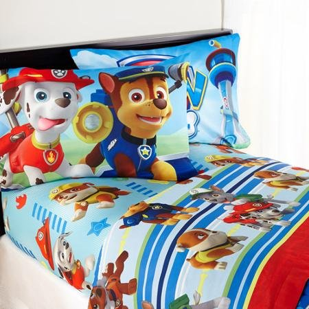 Paw Patrol Twin Sheets