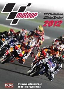 MotoGP 2012 Official Review DVD