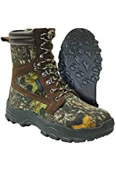 Itasca Mens Ghost Lake Mossy Oak 800g Thinsulate Boots
