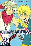 echange, troc Souta Kuwahara - Crimson prince, Tome 3 :