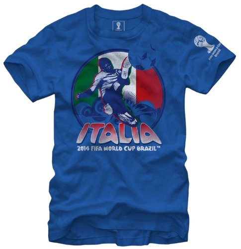 2014 Fifa World Cup: 2014 Fifa World Cup Italy T-Shirt 13FIFA046