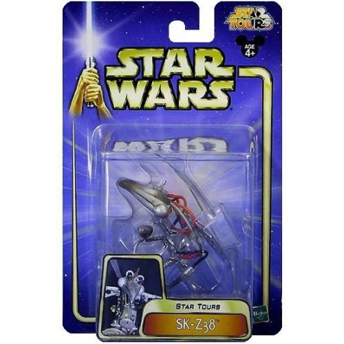 Star Wars: Power of the Jedi Star Tours SK-Z38 Action Figure