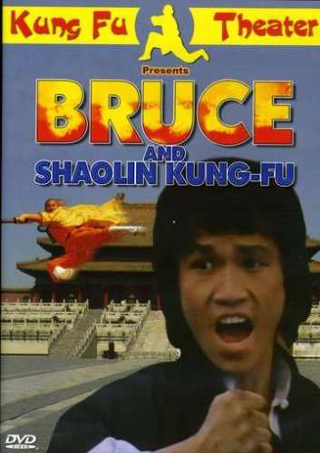Bruce And Shaolin Kung Fu Cover