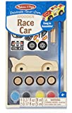 Melissa & Doug DYO Race Car (2015) Toy