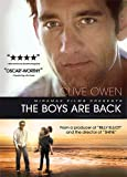 NEW Boys Are Back (DVD)