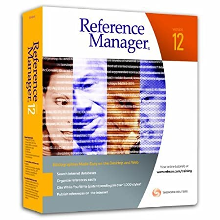 Reference Manager for Students - ( v. 12 )
