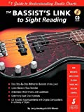 img - for The Bassist's Link to Sight Reading - #1 Guide to Understanding Studio Charts (Book/CD) (Bass Guitar Series) book / textbook / text book