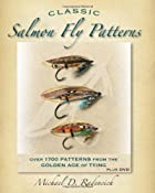 Amazon.com: Classic Salmon Fly Patterns: Over 1700 Patterns from the Golden Age of Tying (9780811708524): Michael D. Radencich: Books