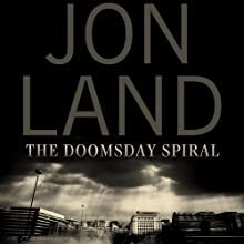 The Doomsday Spiral Audiobook by Jon Land Narrated by Lance Axt