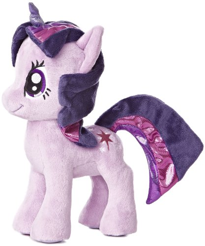 My Little Pony Aurora World Twilight Sparkle 10 Inch Plush - 1