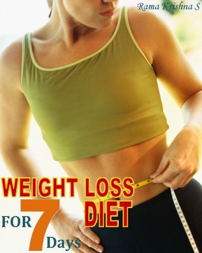 Weight Loss Diet for 7 Days :