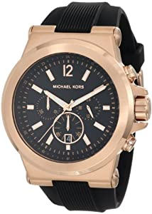 Michael Kors Watches Dylan (Black)