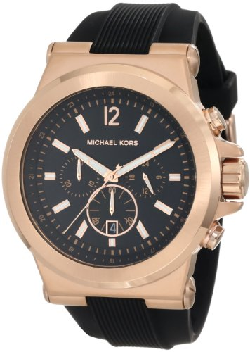 Michael Kors Watches Dylan Black