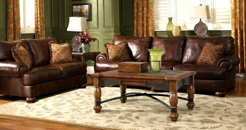 Buy Low Price AtHomeMart Brindle Sofa and Loveseat Set (ASLY2660338_2660335_2PC)
