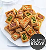 27 Deep-Filled Vol-Au-Vents