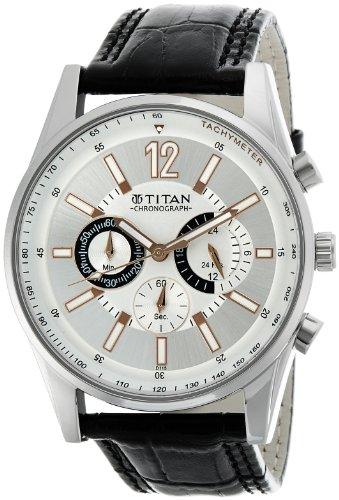 Titan-Octane-Chronograph-Silver-Dial-Mens-Watch-NE9322SL01A