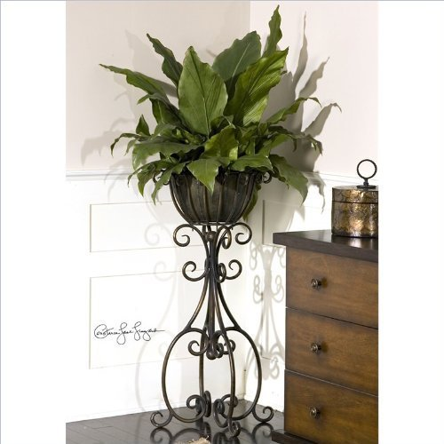 Constance Lael-Linyard Costa Del Sol Potted Greenery by The Uttermost Company