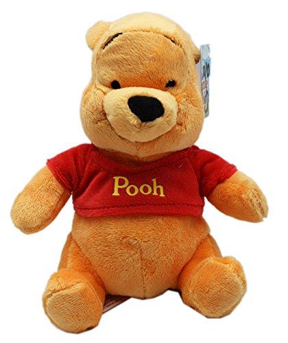 Disneys Winnie the Pooh 6 inch Mini Plush - Pooh