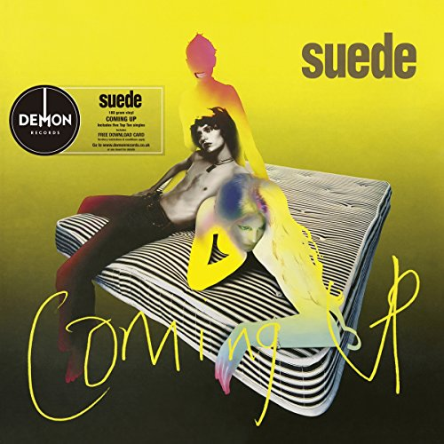 Vinilo : SUEDE - Coming Up