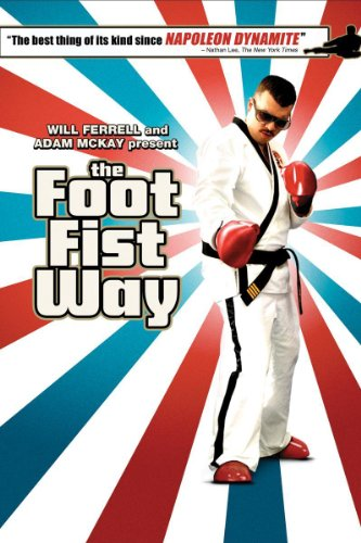 The Foot Fist Way Cover